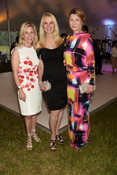 Lisa Herbert ,Sara Herbert Galloway, Daniela Zahradnikova Photo