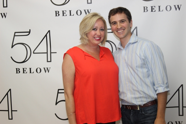 Shea Sullivan and Andy Sandberg