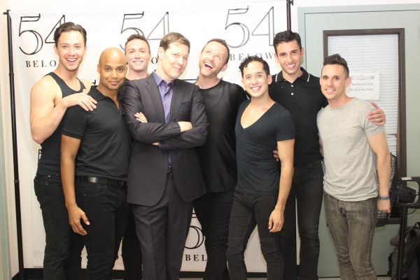 Photo Coverage: PAGEANT Cast Reunites at 54 Below to Launch Cast Recording!