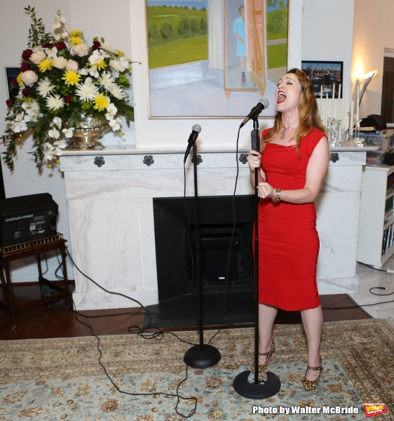 Exclusive Photos: PARLOR NIGHT Debuts in Manhattan with Michael McElroy, The Broadway Inspirational Voices and Plenty of Broadway Royalty!
