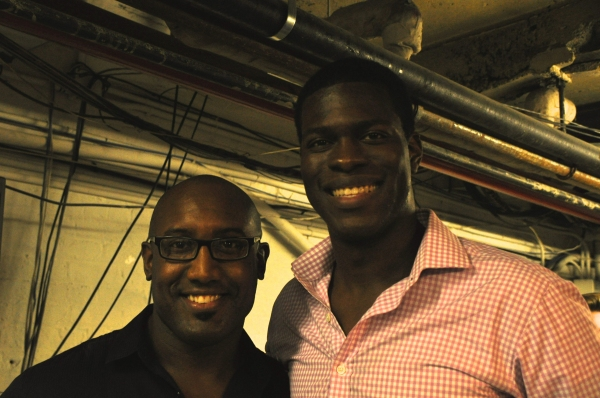 Quentin Earl Darrington and Kyle Scatliffe Photo