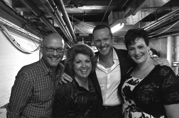 Scott Coulter, KLea Blackhurst, Jeffry Denman and Lisa Howard