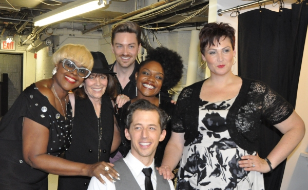 Denis Spann Morgan, Gay Marshall, Brian Charles Rooney, Kenita Miller, Josh Grisetti and Lisa Howard