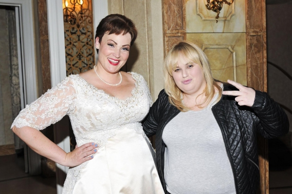 Rebel Wilson & Jenny Howard
