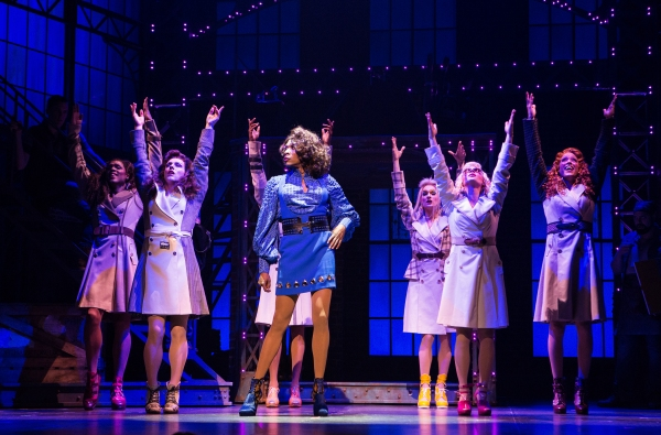 Photo Flash: First Look at KINKY BOOTS in Toronto!