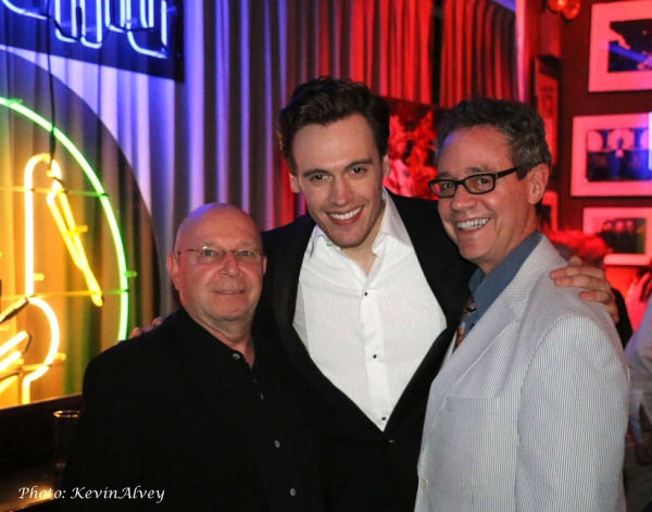 Photo Flash: JERSEY BOYS' Erich Bergen Returns to Birdland