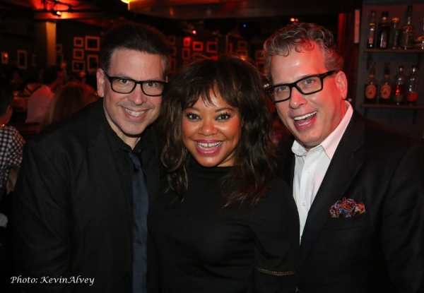 Michael Orland, Melanie Taylor and Billy Stritch