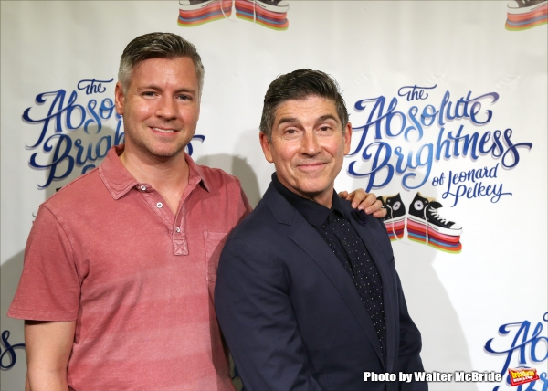 Tony Speciale and James Lecesne