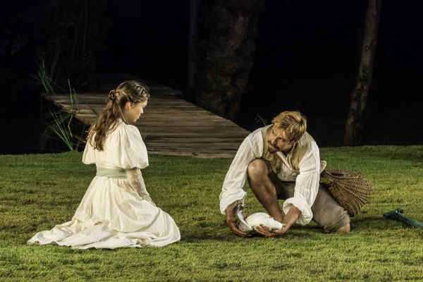 Photo Flash: First Look at Janie Dee, Matthew Tennyson and More in UK's THE SEAGULL at Regent's Park Open Air Theatre