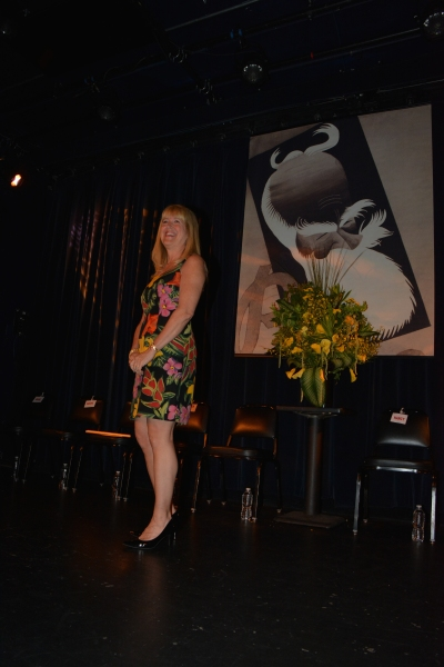 Photo Coverage: GTG/Project Shaw Welcomes Reed Birney, Emily Skeggs & More for FANNY'S FIRST PLAY