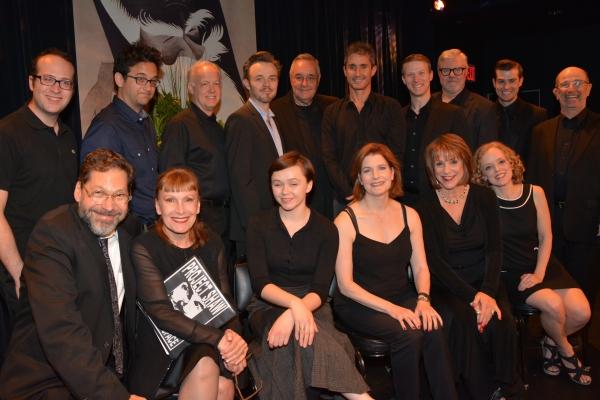 David Staller joins tonight''s cast-Matt Windman, Jason Zinoman, Reed Birney, Matthew Photo