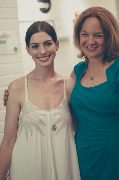 Anne Hathaway, Lee Brock