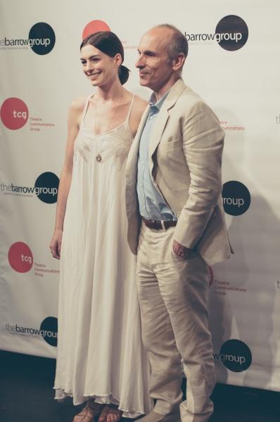 Anne Hathaway, Seth Barrish