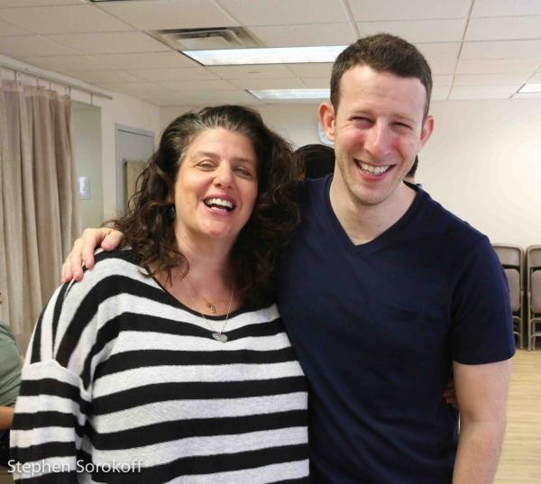 Sheryl Kaller & Nick Blaemire