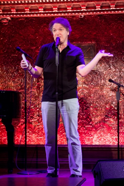 Photos: Busch, Yazbeck, Dolenz, McCormick, and Spina Preview 54 Below Shows!