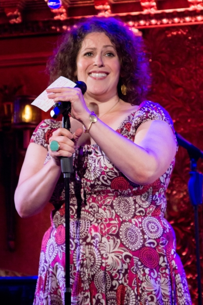 Photo Coverage: Busch, Yazbeck, Dolenz, McCormick, and Spina Preview 54 Below Shows!