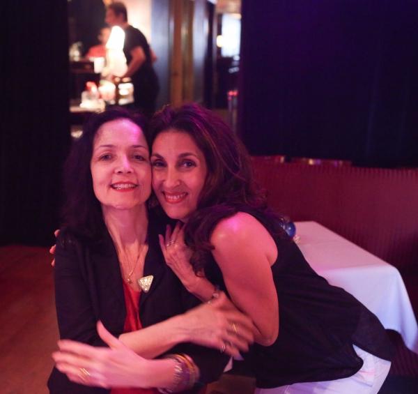 Mary Foster Conklin & Barbara Fasano Photo