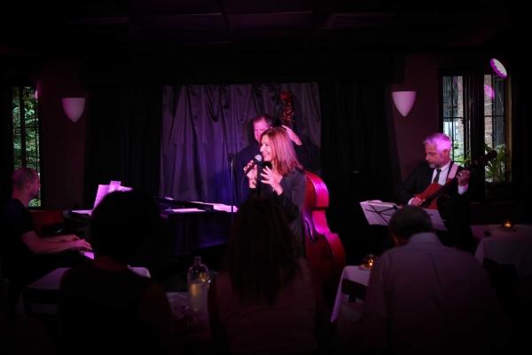 Photo Coverage: Joanne Tatham Plays Cafe Noctambulo at Pangea
