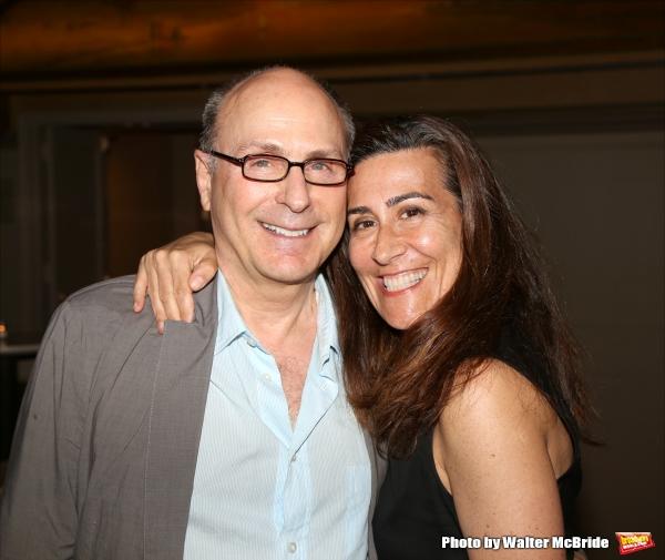 James Lapine and Jeanine Tesori
