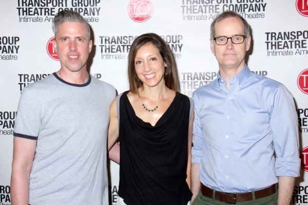 Photo Coverage: Meet the Cast of Transport Group's THREE DAYS TO SEE