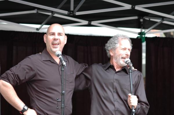 Jason Fleck and Bruce Rebold Photo