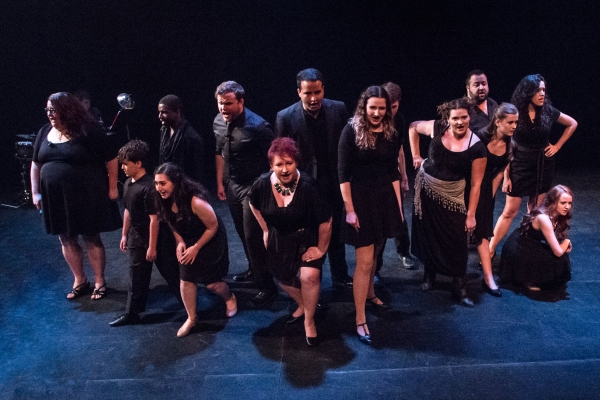 Photo Coverage: First Look at Warehouse Theatre Company's Sondheim In Concert
