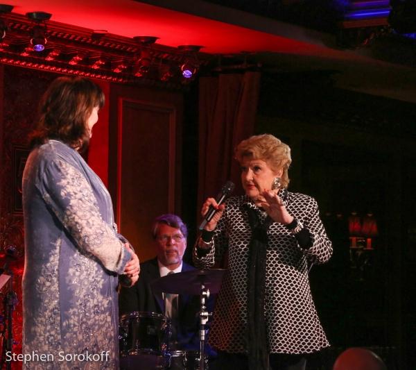 Photo Coverage: Ann Hampton Callaway Brings ON MY WAY TO YOU TO 54 Below