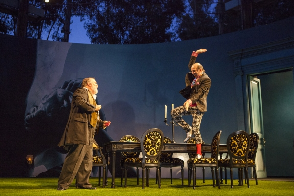 Photos: First Look at Rutina Wesley and More in TWELFTH NIGHT at The Old Globe