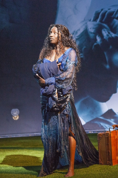 Photo Flash: First Look at Rutina Wesley and More in TWELFTH NIGHT at The Old Globe