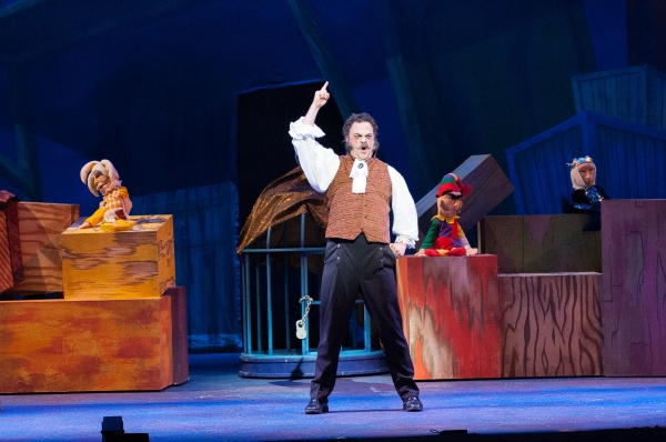 Shaun-Michael Morse as Stromboli