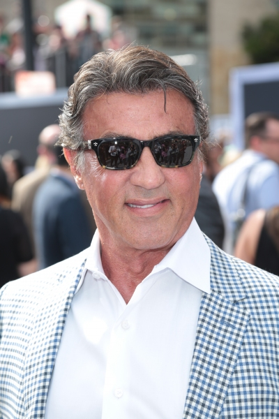 Sylvester Stallone arrives as Paramount Pictures presents the Los Angeles premiere of ''Terminator Genisys'' at the Dolby Theatre in Los Angeles, California on Sunday, June 28, 2015. .(Photo: Alex J. Berliner/ABImages)