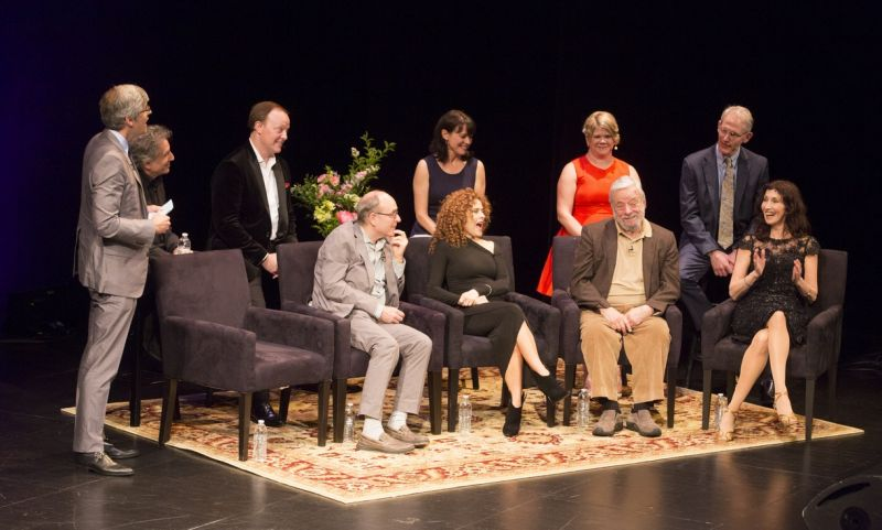 Exclusive: Moments in the Woods- Inside the INTO THE WOODS Original Cast Reunion at BAM