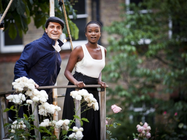 Photo Flash: First Look at Iris Theatre's TWELFTH NIGHT at Covent Garden