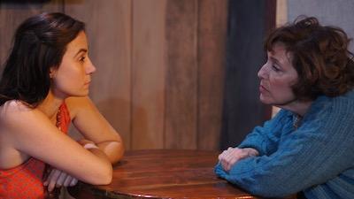 Rhianna Basore & Catalina Maynard (as Sam & Casey)