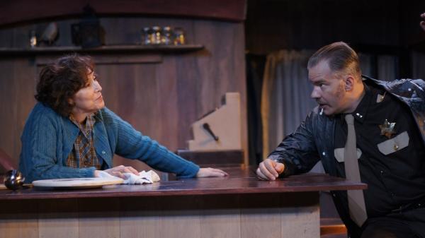 Catalina Maynard & Jason Heil (as Casey & Roy) Photo
