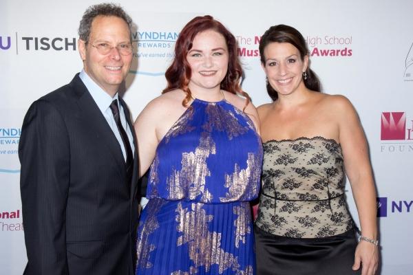 Van Kaplan, Sarah Lynn Marion, Kiesha Lalama Photo