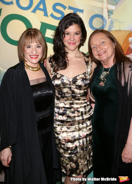 Patti LuPone, Zoe Winters and Dale Soules