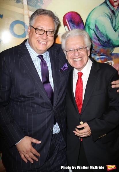 Douglas Carter Beane and Jerry Zaks Photo