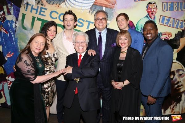Dale Soules, Zoe Winters, Michael Urie, Jerry Zaks, Douglas Carter Beane, Patti LuPon Photo