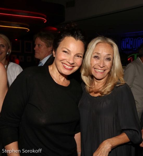 Fran Drescher & Eda Sorokoff