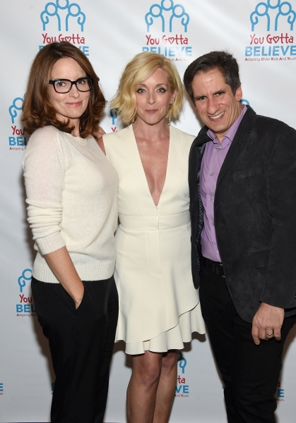 Photo Flash: Darren Criss, Tina Fey and More at 'VOICES FOR THE VOICELESS' Foster Kids Benefit