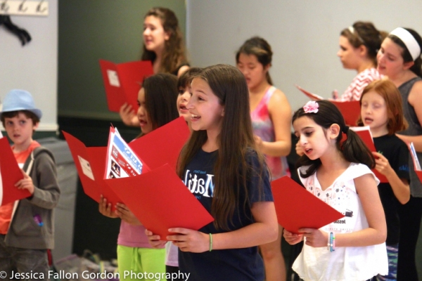 Photo Flash: MATILDA's Bailey Ryon Leads Workshop at A Class Act NY
