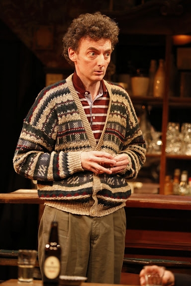 Photo Flash: First Look at Irish Rep's THE WEIR, Returning Off-Broadway Tonight