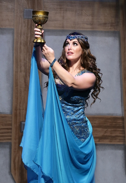 Photo Flash: First Look at DM Playhouse's SPAMALOT