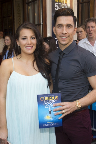Lindsey Cole and Russell Kane Photo