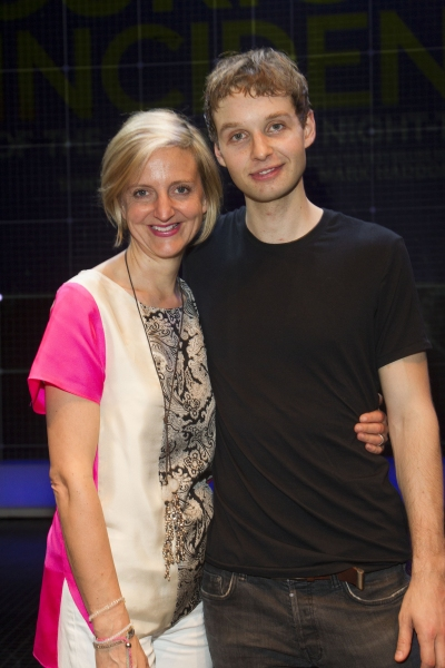 Marianne Elliott and Sion Daniel Young