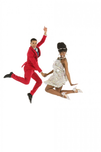 Layton Williams & Vanessa Fisher