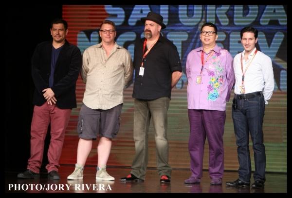 Bobby Garcia, Paul Miller, David Gallo, Eric Pineda, Vince Pesce
