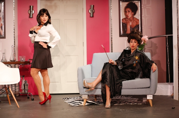 Photo Flash: First Look at RUTHLESS! Off-Broadway