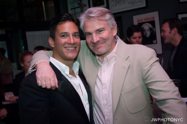 Nicholas Rodriguez and Douglas Sills